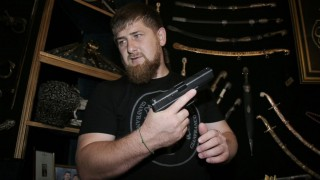 Chechen President Ramzan Kadyrov (Photo courtesy of ABC News)