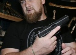 """Chechen President Ramzan Kadyrov denied the mass arrests of gay citizens, saying that """"such people do not exist."""" (Photo courtesy of ABC News)"""