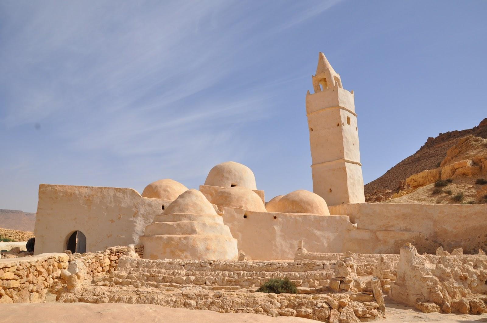 Tataounine, Tunisia (Photo courtesy of Blogspot)