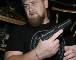 "Under the regime of Chechen President Ramzan Kadyrov, Chechen forces arrested and incarcerated about 100 allegedly gay citizens in 2017. Kadyrov denies that the persecution occurred, taking the absurd position that ""such people do not exist."" (Photo courtesy of ABC News)"