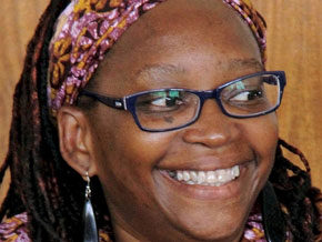 Stella Nyanzi (Photo courtesy of Amnesty International(