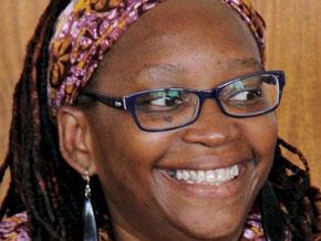 Stella Nyanzi (Photo courtesy of Amnesty International(