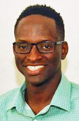 Joel Simpson, managing director of SASOD (Photo courtesy of the Guyana News Network)