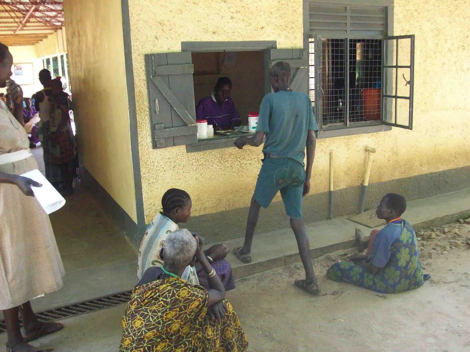 The majority of Ugandans live on less than $1 per day and have difficulty accessing health care, in particular internally displaced persons. (Uganda Health and Science Press Association photo)