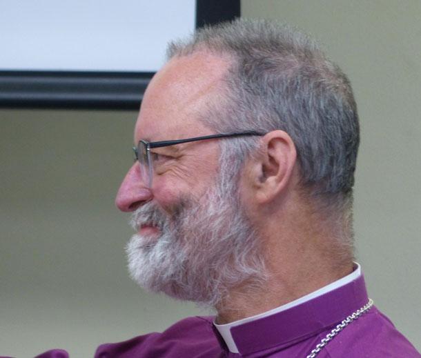 The Rt. Rev. Alan Wilson (Photo by Colin Stewart)