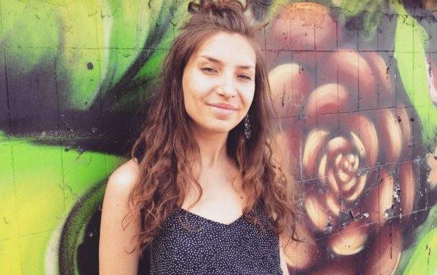 Evdokiya Romanova (Photo courtesy of United for Intercultural Action)