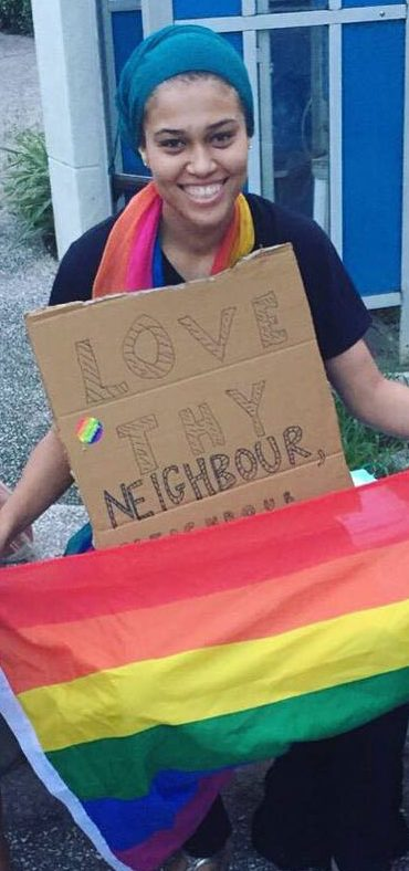 """LGBTQ message to Christians in Barbados: """"Love Thy Neighbour"""""""