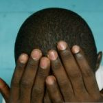 A hidden face of HIV in Africa. (Photo courtesy of Getty Images)