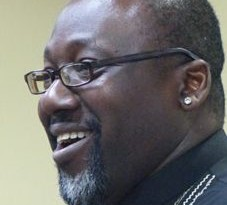 The Rev. Jide Macaulay (Photo by Colin Stewart)