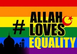 "Graphic promoting the ""Allah Loves Equality"" campaign."