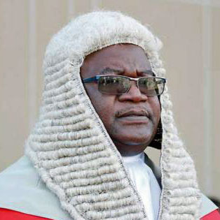 Justice Geoffrey Nthomiwa (Photo courtesy of the Sunday Standard)