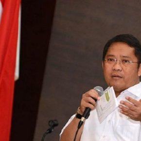 Rudiantara, Indonesia's Communication and Informatics Minister. (Photo courtesy of Netral)