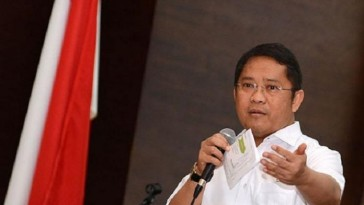 Rudiantara, Indonesia's Communication and Informatics Minister. (Photo courtesy of Netral)
