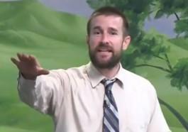 Pastor Steven Anderson (Photo courtesy of YouTube)