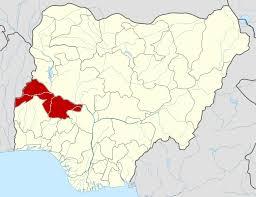 Location of Kwara State in western Nigeria (Map courtesy of Wikipedia)
