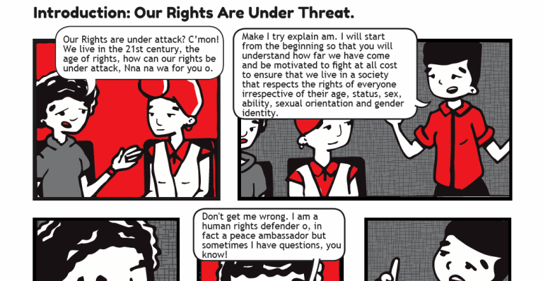Women's Right Book
