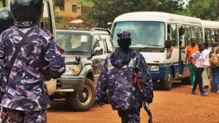 In 2016, police blocked Uganda's fifth annual Pride Parade. (Photo courtesy of Facebook)