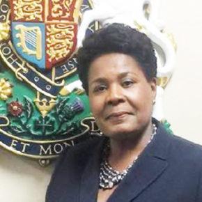 Trinidad President Paula-Mae Weekes (Photo courtesy of The West Indian)