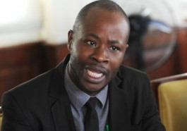 JASL policy and advocacy officer Patrick Lalor (Photo courtesy of The Gleaner)