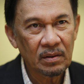Anwar Ibrahim of Malaysia (Photo courtesy of HRW)