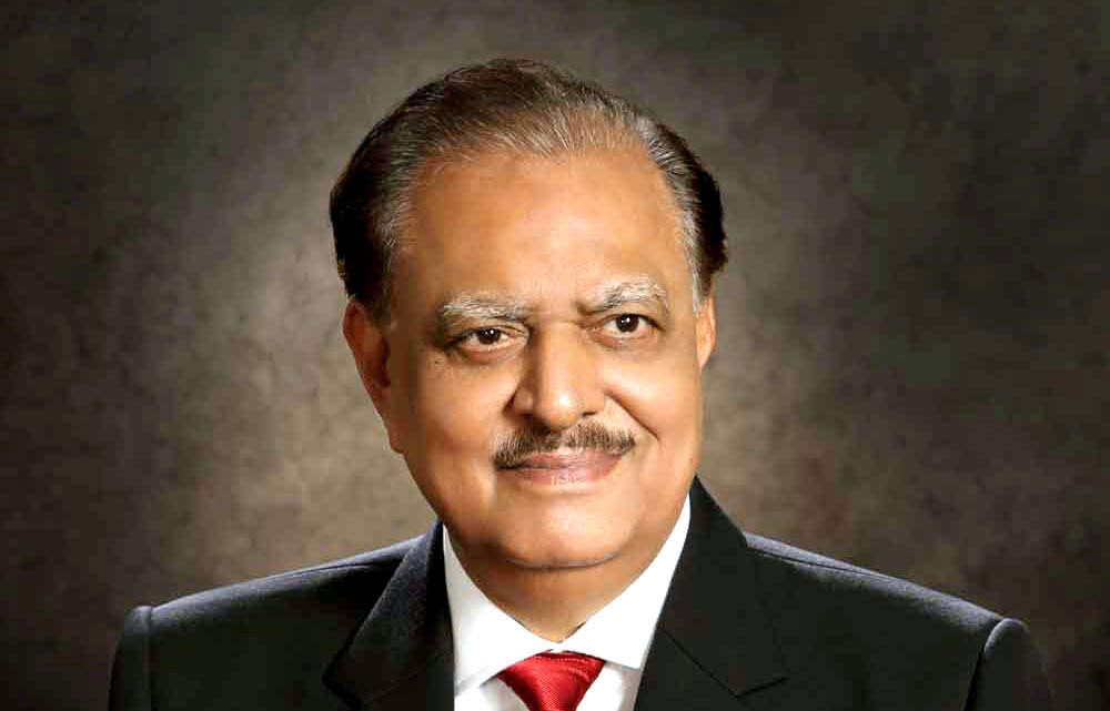 Mamnoon Hussain, president of Pakistan (Official photo)