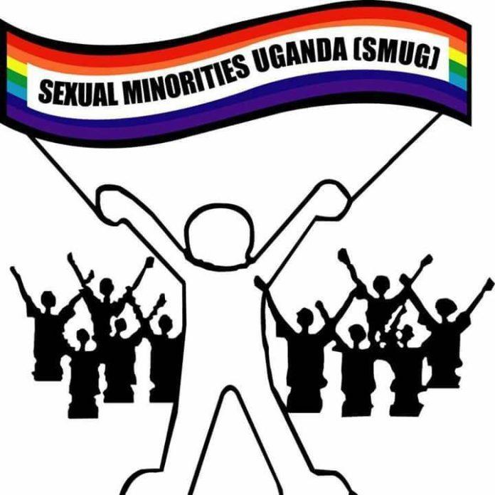 Logo of Sexual Minorities Uganda
