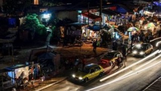 Lively nightlife in the Essos section of Yaoundé (Photo courtesy of camer.be)