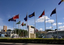 Cave Hill campus of the University of the West Indies in Barbados. (Photo courtesy of Caribbean360)