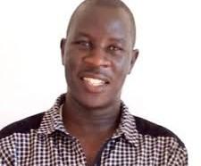 Douglas Mawadri, founder of Associated for Health Rights Uganda. (Photo courtesy of Douglas Mawadri)