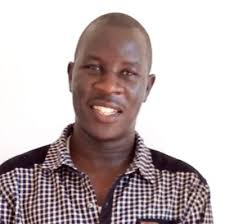 Douglas Mawadri, founder of Associated for Health Rights Uganda. (Photo courtesy of Douglas Mawadri)