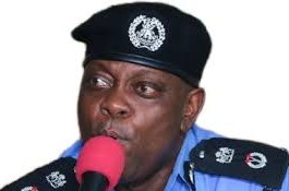 """State police Commissioner Imohimi Edgal: The raid was based on information from a """"reliable source."""" (Photo courtesy of Vanguard News)"""