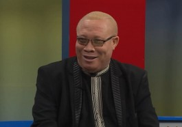 """Moses Foh-Amoaning wants Ghana to force """"gay conversion therapy"""" on anyone convicted of violating its anti-homosexuality law. (Photo courtesy of Facebook)"""