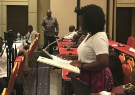 The Coalition of African Lesbians has been barred from meetings of the African Commission on Human and People's Rights. (Photo courtesy of CAL)