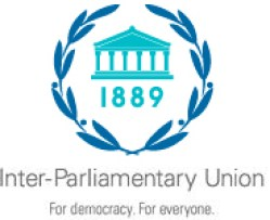 Logo of the Inter-Parliamentary Union