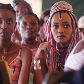 """Scene from the Kenyan film """"Rafiki,"""" which was blocked in its bid to be Kenya's nominee for an Oscar."""