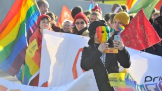 Barents Pride (Photo courtesy of RFE/RL)