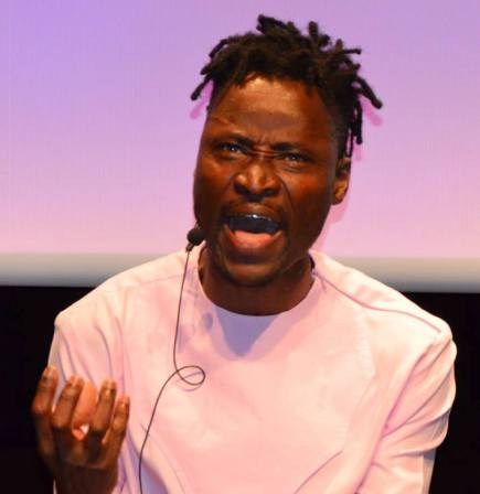 "Bisi Alimi: ""His refusal to take down the post is another act of libel and violence."""