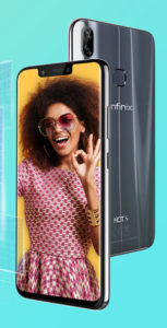 Image from a non-homophobic Infinix ad.