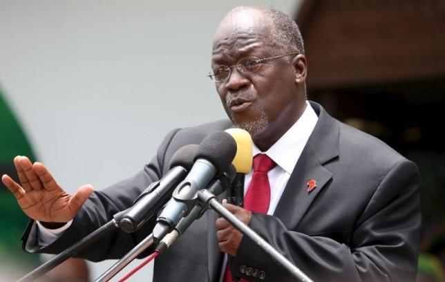 Tanzania's crackdown on its LGBT citizens began after John Magufuli was elected president in 2015. (Emmanuel Herman photo courtesy of Reuters and Lusaka Times)