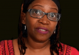 Stella Nyanzi (Photo courtesy of Amnesty International)