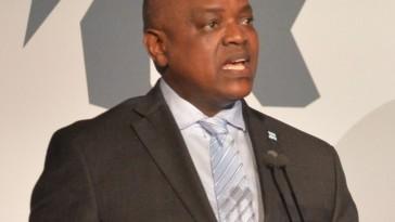 Botswana President Mokgweetsi Masisi (Photo courtesy of Wikipedia)