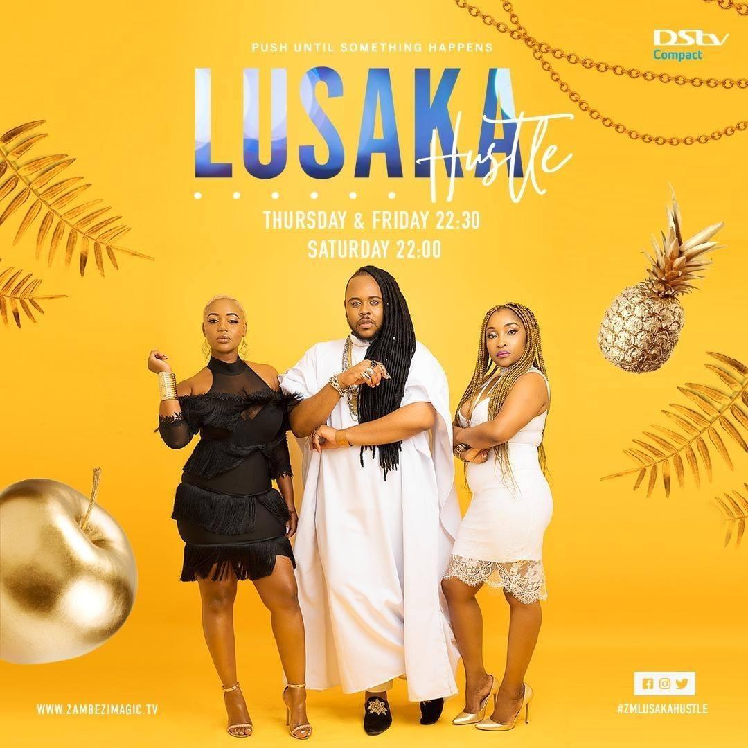 "Publicity photo for ""Lusaka Hustle."""