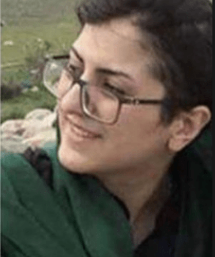 Rezvaneh Mohammadi (Photo courtesy of IranWire)