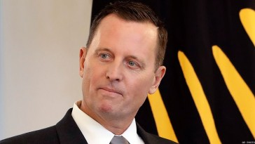 Gay Republican Richard Grenell is U.S. ambassador to Germany. (Photo courtesy of The Advocate)