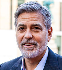 """George Clooney: """"""""Are we really going to help pay for these human rights violations? Are we really going to help fund the murder of innocent citizens?"""""""