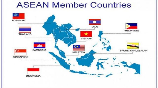 The 10 ASEAN member nations. (Map courtesy of World Atlas)