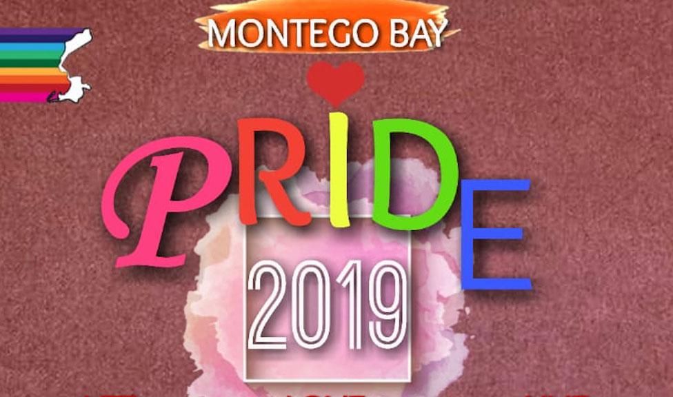 Publicity for Montego Bay Pride