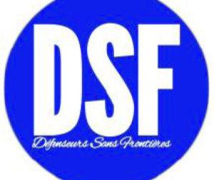 Logo of Défenseurs Sans Frontières