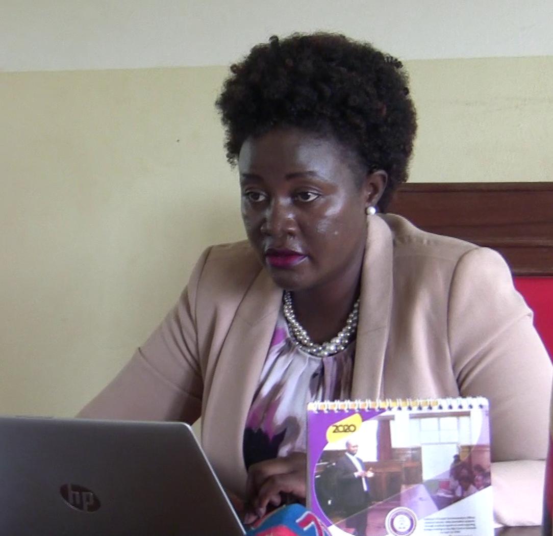 Magistrate Juliet Hatanga (UhspaUganda photo)