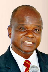 Dr Nelson Musooba, the Director General of Uganda Aids Commission